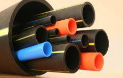 4 inch GSK HDPE Pipes, Length Of Pipe: 6 M, IS Code: 4984