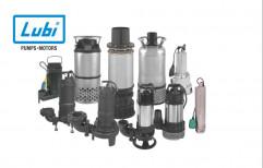 5 - 20 HP Three Phase Lubi Sewage Pump