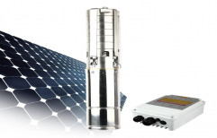 5 HP Solar Water Submersible Pump, 24V DC