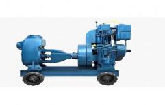 50 Feet 50 Hz Industrial Slurry Pump, 380 V, Up To 150m
