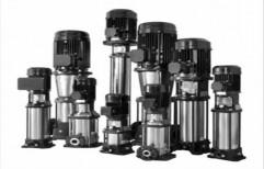 50 Hz Vertical Multistage Pump