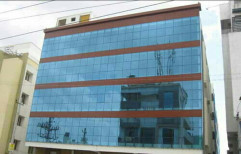 ACP ELEVATION/Glass work, For Outdoor, Lucknow