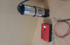 ACS Submersible DC Solar Pump, 220 V AC, Capacity: 1 Hp To 10 Hp