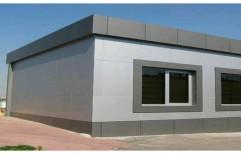 Aluminium Composite Panel Cladding for Outdoor