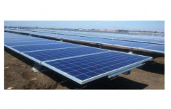 Cables Solar Power Plant, Capacity: 2 kW
