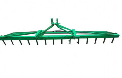CDR-02 Rigid Type 14 Tyne Agriculture Tractor Cultivator, Working Width: 2.8 Meter
