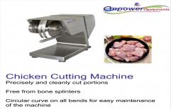Chicken Cutting Machine, For Kitchen