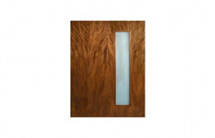 Decorated Flush Wooden Door for Home