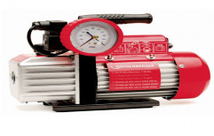 Double Stage Single Phase Rothenberger Vacuum Pump, Model Name/Number: Roairvac 9 Cfm, Automation Grade: Manual
