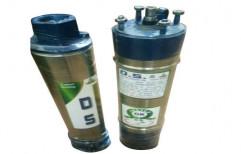 DS Single Phase Oil Filled Submersible Pump, Voltage: 220-240 V