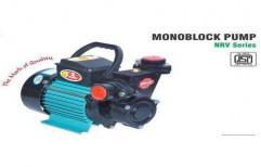 Electric Motor Pump, Model: NVR Series
