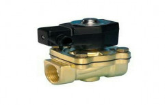 Flanges Stainless Steel Diaphragm Valve, Model Name/Number: 2w-50, Size: 1 Inch