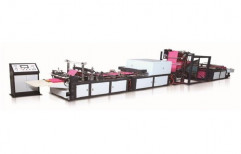 Full Automatic Non-Woven Fabrics Bag Making Machine, For Industrial, 220 - 380 V