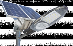 GOLDWYN 10w-100w Suvidha Solar Street Light, Outdoor Light, 30W