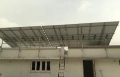 Grid Tie Qorx Solar Power Plant, Capacity: 10 kW