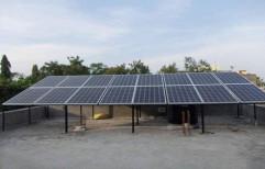 Grid Tie Solar Power Systems, Capacity: 100 Kw