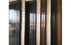 Hinged Laminated PVC Flush Door, Interior