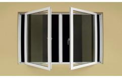 Hinged White UPVC Openable Window