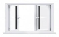 Horizontal UPVC Casement Window