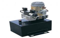 Hydrofit Iron/Steel Hydraulic Power Pack