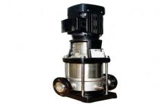 Iron Single Phase Kirloskar Vertical Multi-Stage Inline Pump