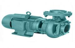 Kirloskar Mild Steel Three Phase Centrifugal Monoblock Pump, Electric, 0.37 Kw