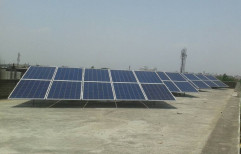 Kirloskar On Grid Rooftop Solar Power Plant, Capacity: 10 kW