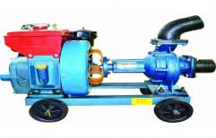 Kisan Kraft Diesel Pumps