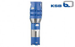 KSB 1 - 3 hp Three Phase Submersible Pump