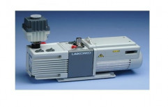 Labconco Double Stage Rotary Vane Vacuum Pump, 230 V, Model Name/Number: 117