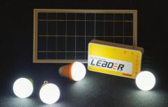 Leader Ep-3100 Solar Home Lighting System