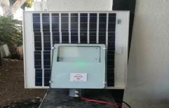 LED Metal Semi Integrated Solar Street Light, Input Voltage: 230-290VAC