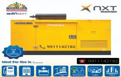 2105GL Single Phase 20 kVA Sonalika Silent Power Diesel Generator