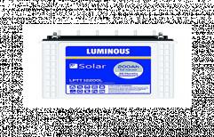 LUMINOUS SOLAR 200AH BATTERY - LPT12200L