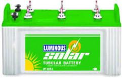 Luminous Solar Battery, For UPS, Capacity: 150 Ah