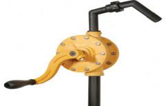 Malhar Rotary Barrel Pumps, Model: RHB PP1