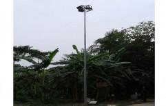 Metal Solar LED Street Light, Input Voltage: 220 V