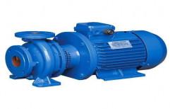 Mild Steel Electric Motor Pump