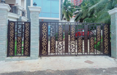 Mild Steel Entrance Gate, in South India