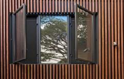 Modern Aluminium Casement Window for Residential