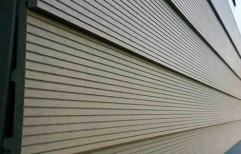 Modern WPC Cladding, Thickness: 15-20 mm, Packaging Type: Carton Box