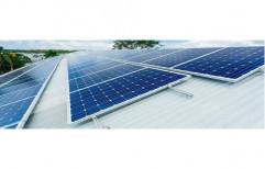 Mono Crystalline Solar PV Panel, Voltage: 24 V