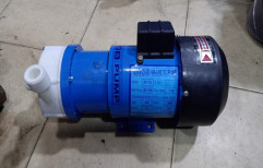 Ms Body Magnetic Drive Chemical Process Pumps Pmd 125, Model Name/Number: Df125