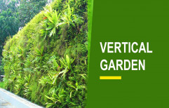 Natural Synthetic Vertical Garden, Unit Size: 1