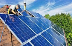 Off Grid Solar Plant for Home