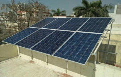 Off Grid Solar Power Systems, For Residential, Capacity: .5 kw