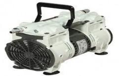 Oil Free Dry Vacuum Pump
