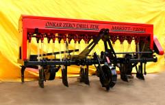 ONKAR Mild Steel Zero Till Drill, For Agriculture, Size: 13 Tynes