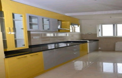 Own brand Modular Kitchen Cabinets