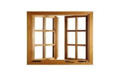 Plain Wooden Window